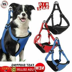 2019 Soft No Pull Pet Dog Harness Vest Easy Control for Larg