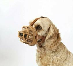Baskerville Ultra Basket Dog Muzzle – The Company of Anima