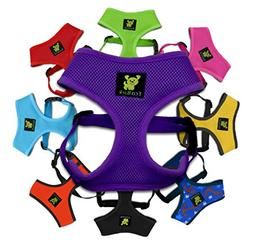 EcoBark Dog Harness 18-27 lbs; Innovative No Pull & No Choke
