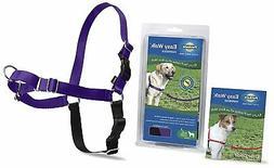 PetSafe Dog Nylon EASY WALK HARNESS Reduce Pulling Large Pur