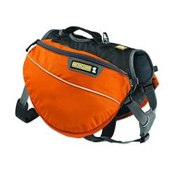 Ruffwear - Approach Full-Day Hiking Pack for Dogs, Campfire