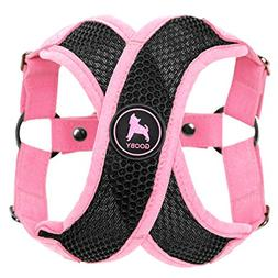 Gooby - Active X Step-in Harness, Choke Free Small Dog Harne