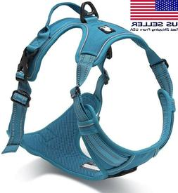 Truelove Adjustable Reflective Safety Dog Harness Comfy No-P