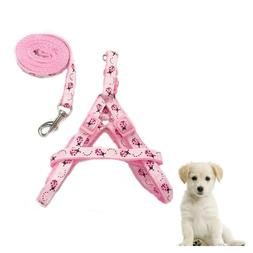 Ajustable Canvas Print Pet Dog <font><b>Harness</b></font> S