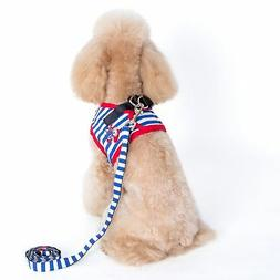Alfie Pet by Petoga Couture - Vince Sailor Harness and Leash