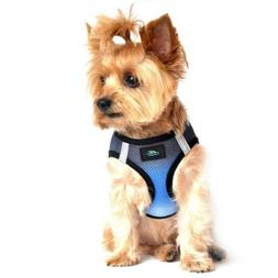 American River Choke-Free Dog Harness Ombre Collection - Mid