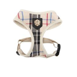 Puppia Authentic Junior Harness A, Medium, Beige