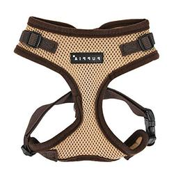 Puppia Authentic RiteFit Harness with Adjustable Neck, Mediu
