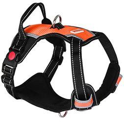 big dog harness pull adjustable