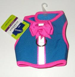 Top Paw® Bow Vest Dog Harness size: 2X Small