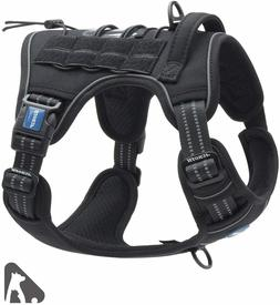 Brand New Auroth Adjustable Tactical Service Training Dog Ha