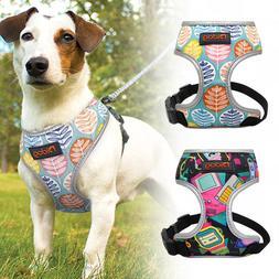 Breathable Nylon No Pull Dog <font><b>Harness</b></font> Ves