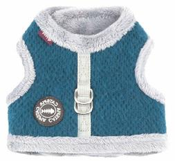 Puppia CAT Harness Blue Cali Jacket Vest by Catspia Small Me