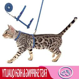 Cat Escape-Proof Harness With Leash Durable Cat Walking Harn