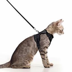 Rabbitgoo Cat Harness Reflective Walking Jacket Adjustable w