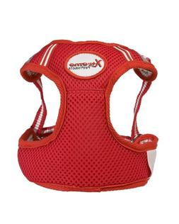 Comfort Harness adjustable with an ergonomic fit to allow fo