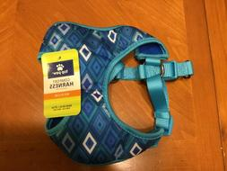 Top Paw Comfort Harness for Dogs - Size Medium Blue