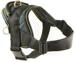 Dean & Tyler DT Harness Doube-Ply Neoprene Nylon Dog Harness