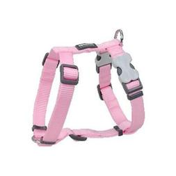 Red Dingo DH-ZZ-PK-XL Dog Harness Classic Pink XLarge