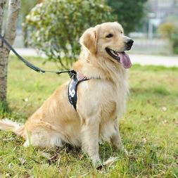 Dog Collar And Harnesses For Large Puppy Chest Strap Saddle-