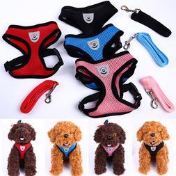Dog <font><b>Harness</b></font> Pet Dog Cat Collar Training