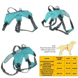 Wellver Dog Halter Harness Adjustable Vest with Handle