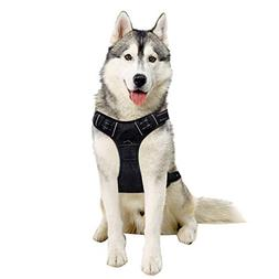 TAIL UP Dog Harness - Adjustable No-Pull Pet Harness Mesh Ve