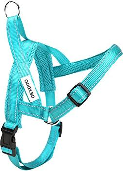 DEXDOG #1 Best Dog Harness — EZHarness On/Off Walk in Seco