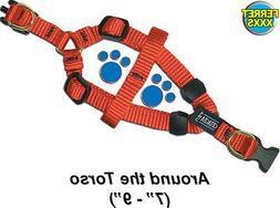 Cetacea Step-in Dog Harness - Pink Size Ferrett XXX-Small
