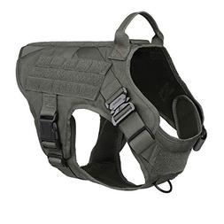 Dog Harness with Handle for Large Medium Dogs ,Tactical K9 S