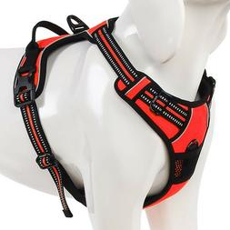 dog harness no pull heavy duty adjustable