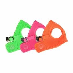 Dog Harness Soft Vest - Puppia - Neon - Choose Color & Size