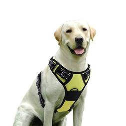 Rabbitgoo  Dog Harness No-Pull Pet Harness Adjustable Outdoo