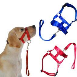 Dog Muzzle Head Collar Control Training Nose Halti Style Hal