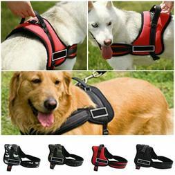 Dog Pet Puppy Harness Small Medium Adjustable Vest Dogs Soft