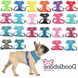 Doodlebone Dog Puppy Harness AirMesh Padded Soft Walking Ves