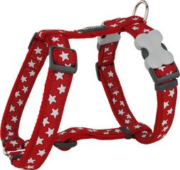 RED DINGO DOG / PUPPY HARNESSES, COLLARS, LEADS COMBINATIONS