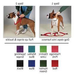 Dog Step In Harness Pet Harnesses Guardian Gear Nylon Adjust