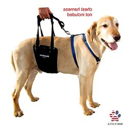GingerLead Dog Support & Rehabilitation Harness - Medium to