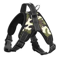 Pawaboo Dog Vest Halter Harness, Adjustable Duarable Heavy D