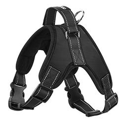 Pawaboo Dog Vest Harness Halter Harness, Adjustable Duarable