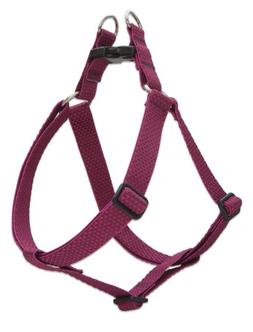 """LupinePet Eco 1"""" Berry 24-38"""" Step In Harness for Large Dogs"""