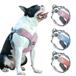 Escape Proof Dog Harness Reflective Step-in No Pull Harness