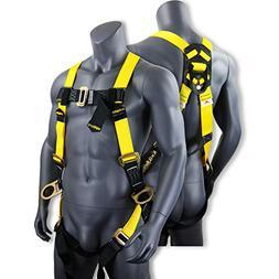 KwikSafety  THUNDER Safety Harness | ANSI OSHA Full Body Per