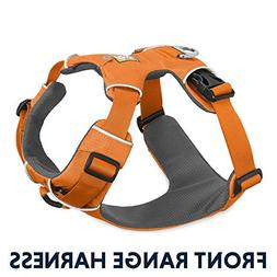 Ruffwear - Front Range Harness, Orange Poppy , Medium