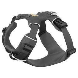 RUFFWEAR - Front Range Harness, Twilight Gray , Large/X-Larg