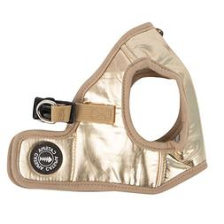 CATSPIA Gold Taila Vest Harness , Small
