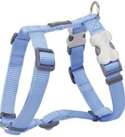 Red Dingo H-560 Dog Harness Light blue Medium! FREE SHIPPING