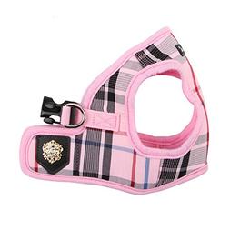 Puppia Junior Harness B, X-Large, Pink