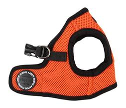 PUPPIA International Harness Soft B Vest, Large, Orange